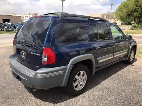 2004 Isuzu Ascender for sale in Lubbock, TX