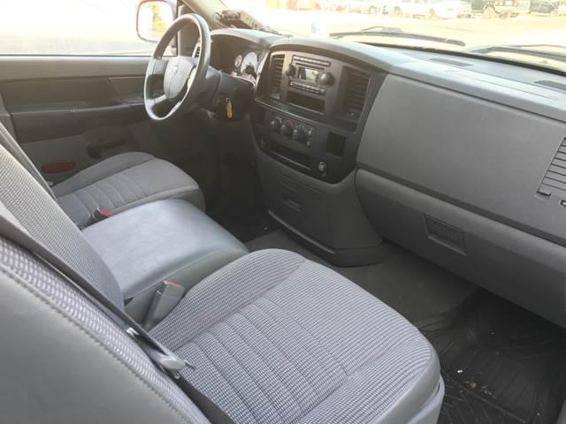 2008 Dodge Ram Pickup 1500 ST 2dr Regular Cab LB - Jefferson LA