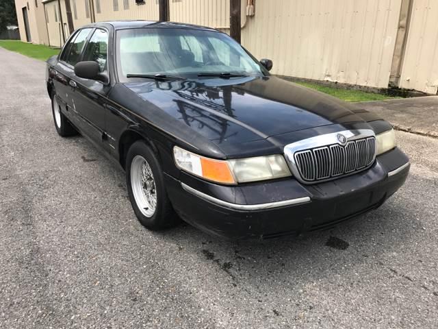 1999 Mercury Grand Marquis GS 4dr Sedan - Jefferson LA