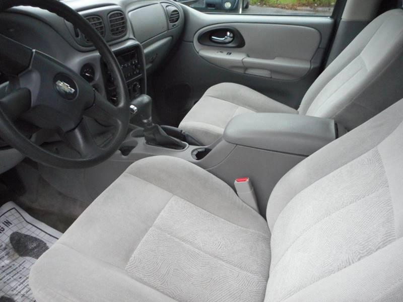 2007 Chevrolet TrailBlazer LS 4dr SUV 4WD - Plano IL