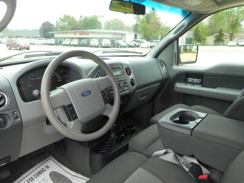2006 Ford F-150 XLT 4dr SuperCab 4WD Styleside 6.5 ft. SB - Plano IL