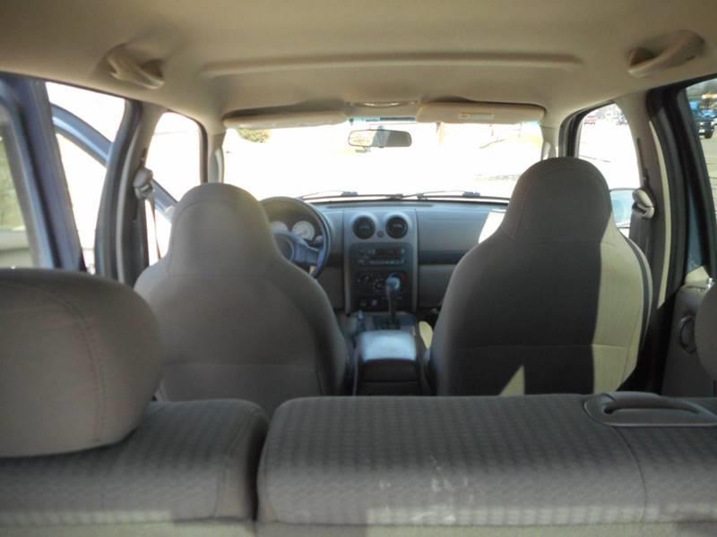 2002 Jeep Liberty 4dr Sport 4WD SUV - Plano IL