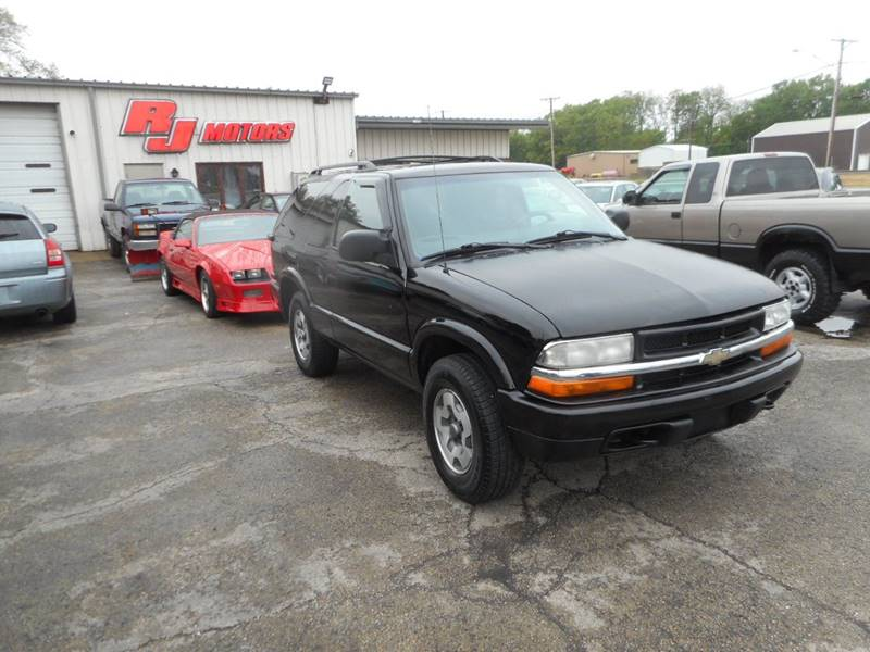 2001 Chevrolet Blazer LS 4WD 2dr SUV - Plano IL