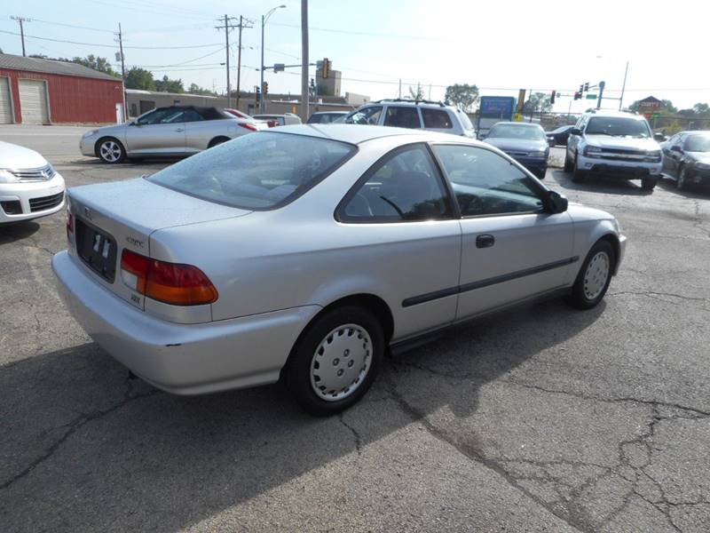 1997 Honda Civic DX 2dr Coupe - Plano IL