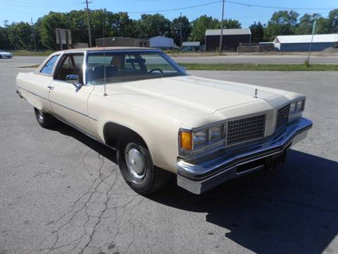 1976 Oldsmobile Ninety-Eight for sale in Plano, IL