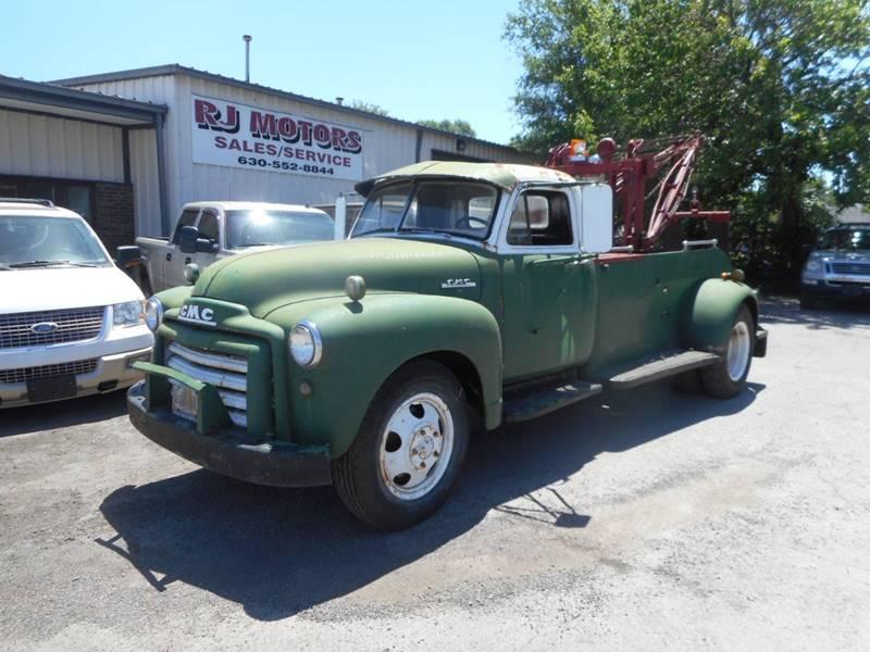 1953 GMC C/K 3500 Series for sale at RJ Motors in Plano IL