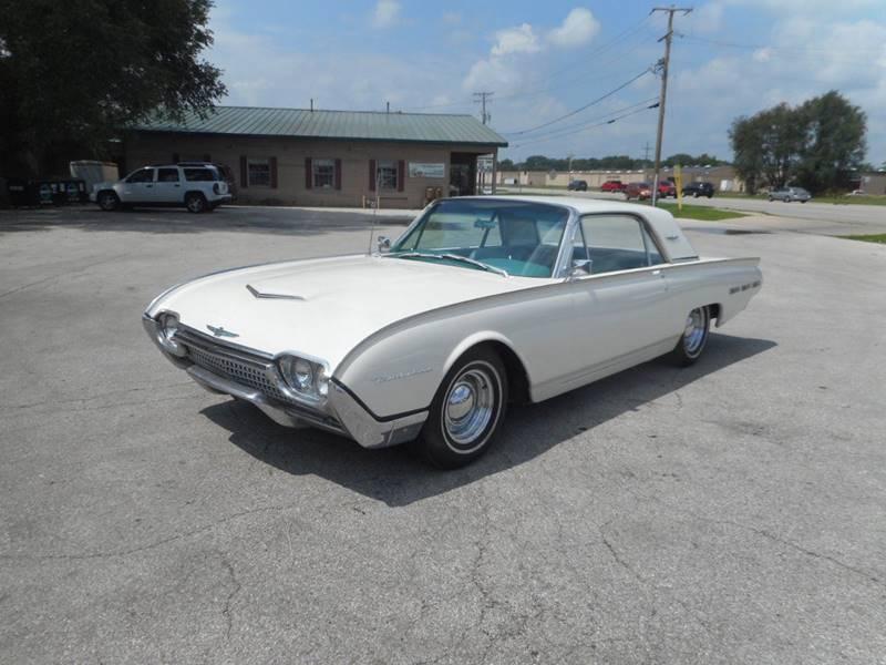 1962 Ford Thunderbird  - Plano IL