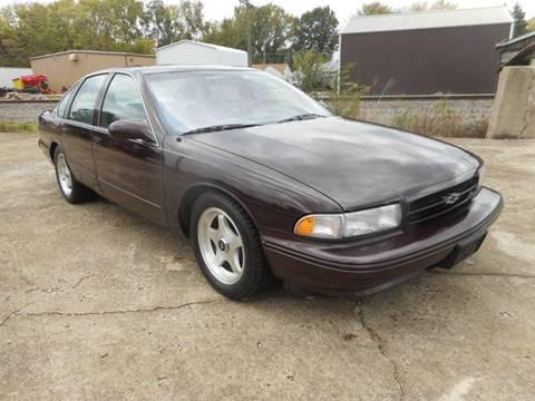 1996 Chevrolet Impala for sale in Plano, IL