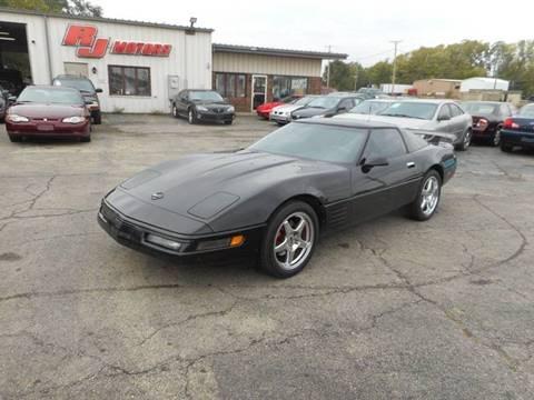 1991 Chevrolet Corvette for sale in Plano, IL