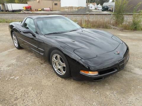 1998 Chevrolet Corvette for sale in Plano, IL