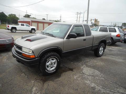 2003 Chevrolet S-10 for sale in Plano, IL