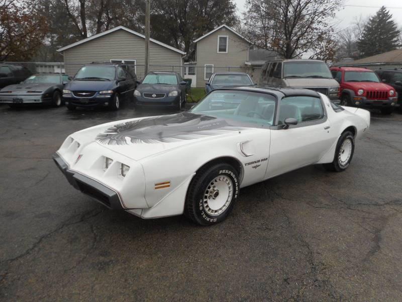 1980 Pontiac Trans Am Pace Car In Plano Il Rj Motors
