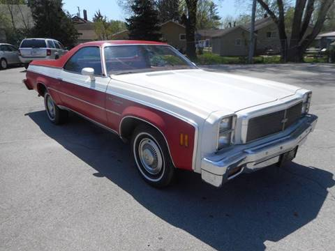 1977 Chevrolet El Camino For Sale In West Virginia Carsforsale Com