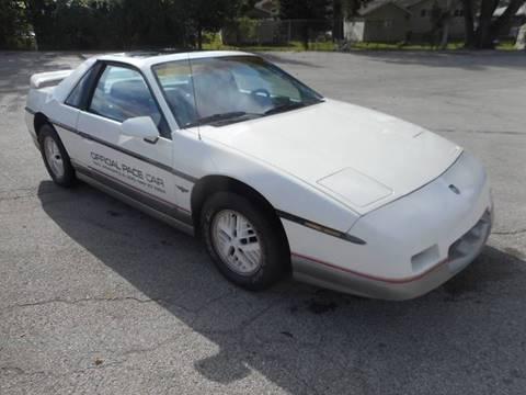 1984 Pontiac Fiero for sale in Plano, IL