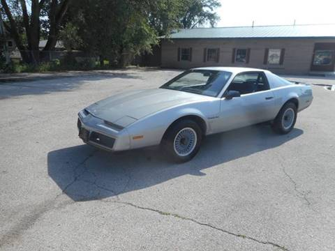 1982 Pontiac Firebird for sale in Plano, IL