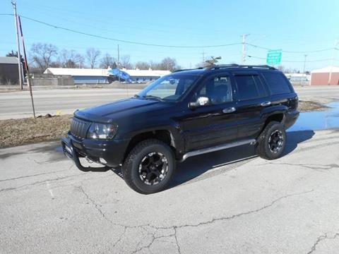 2001 Jeep Grand Cherokee Limited for sale at RJ Motors in Plano IL
