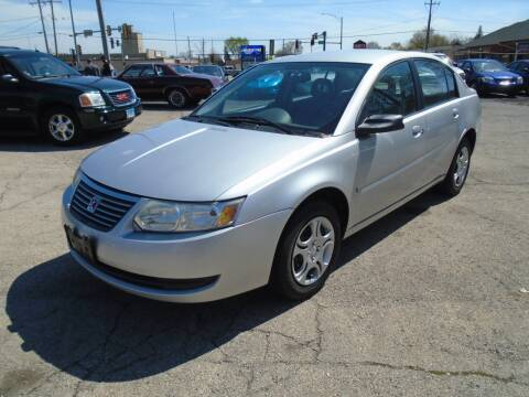 2005 Saturn Ion for sale at RJ Motors in Plano IL