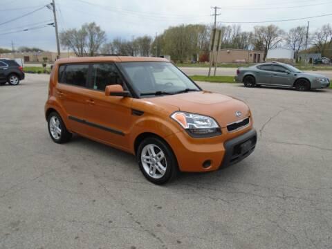 2011 Kia Soul for sale at RJ Motors in Plano IL
