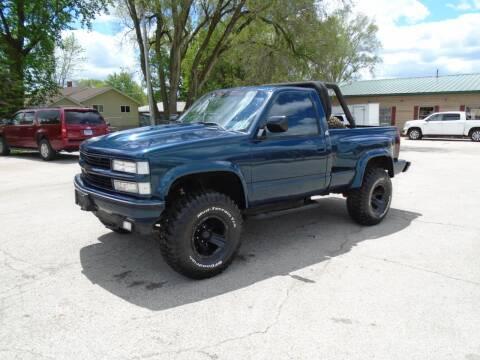 1989 Chevrolet C/K 1500 Series K1500 Silverado for sale at RJ Motors in Plano IL