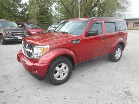 2009 Dodge Nitro SE for sale at RJ Motors in Plano IL