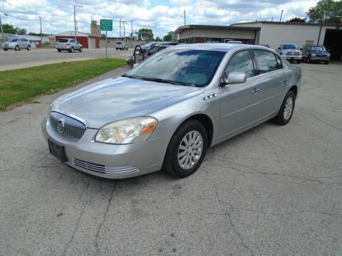 2007 Buick Lucerne CX for sale at RJ Motors in Plano IL
