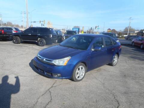 2009 Ford Focus SES for sale at RJ Motors in Plano IL