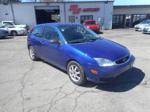 2005 Ford Focus for sale at RJ Motors in Plano IL