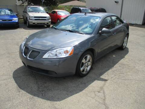 2008 Pontiac G6 for sale at RJ Motors in Plano IL