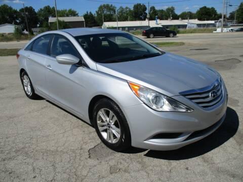 2011 Hyundai Sonata for sale at RJ Motors in Plano IL