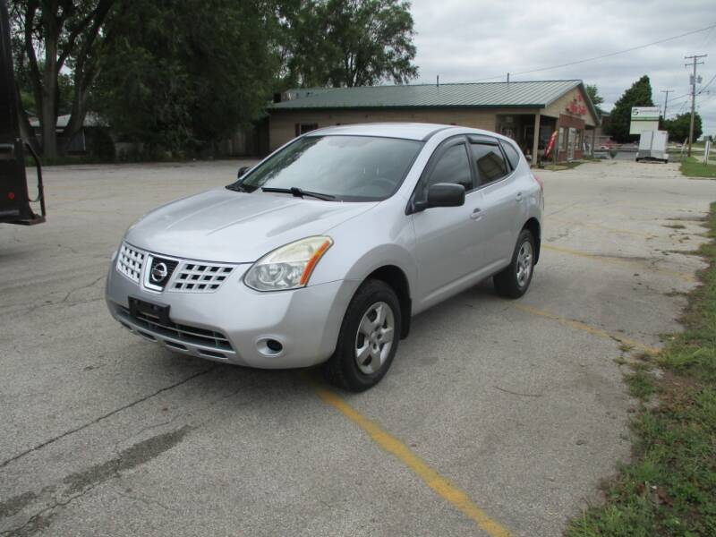 2008 Nissan Rogue for sale at RJ Motors in Plano IL