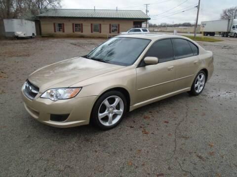 2008 Subaru Legacy for sale at RJ Motors in Plano IL