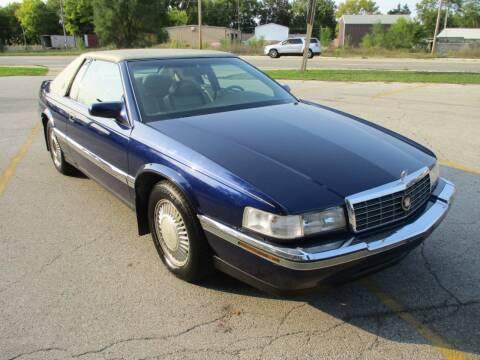 1994 Cadillac Eldorado for sale at RJ Motors in Plano IL