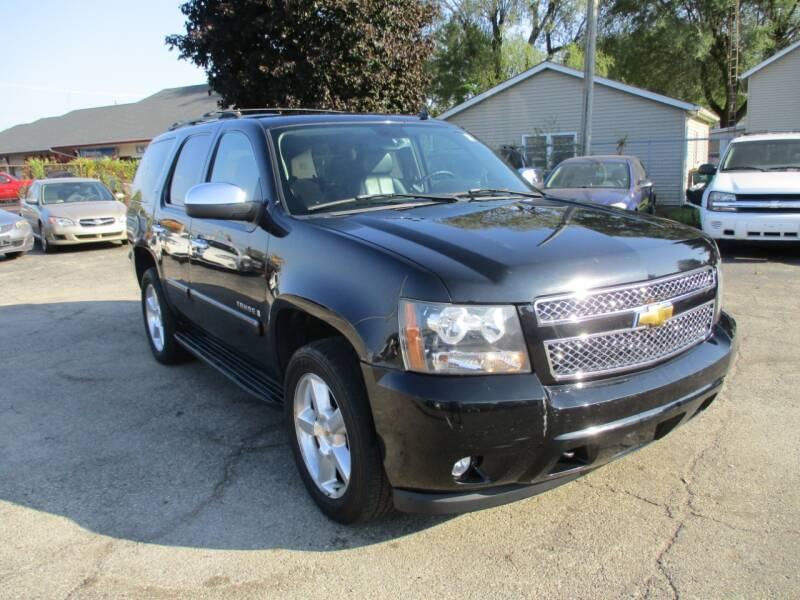 2007 Chevrolet Tahoe for sale at RJ Motors in Plano IL