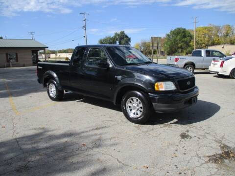 2002 Ford F-150 for sale at RJ Motors in Plano IL