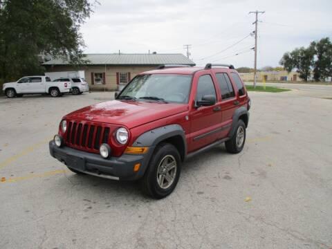 2006 Jeep Liberty for sale at RJ Motors in Plano IL