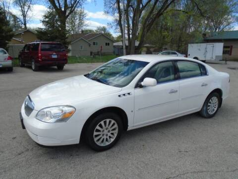 2006 Buick Lucerne for sale at RJ Motors in Plano IL