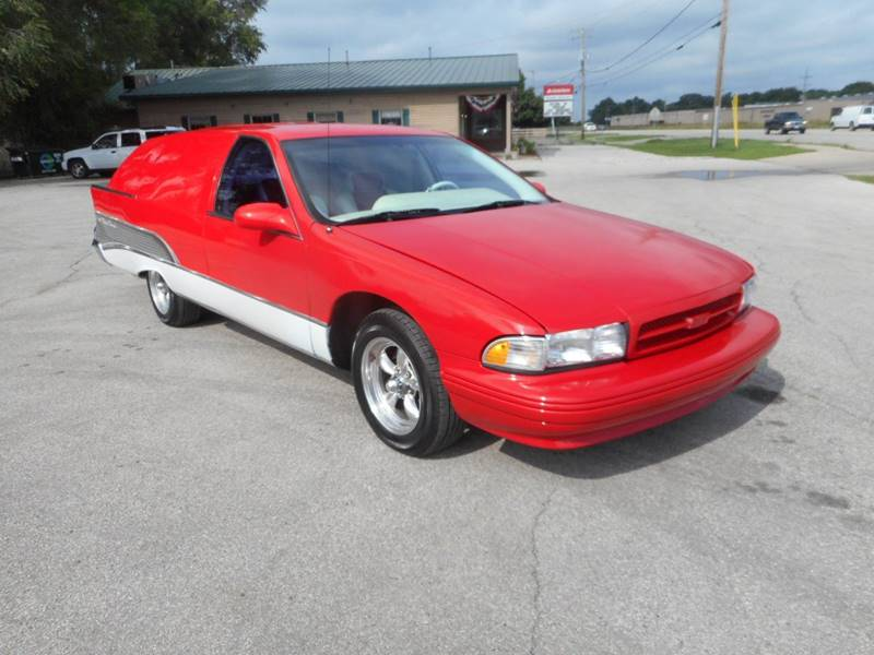 1993 Chevrolet Caprice 4dr Wagon - Plano IL