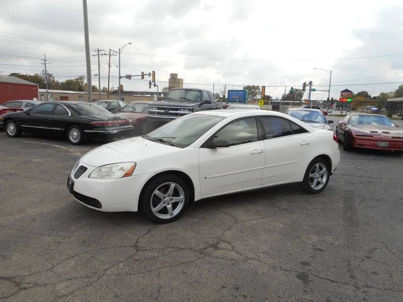 2006 PONTIAC G6 BASE 4DR SEDAN WV6 white front air conditioning center console - front console