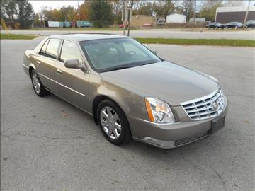 2006 Cadillac DTS for sale in Plano, IL