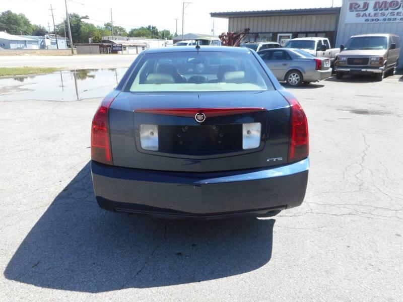 2005 Cadillac CTS 3.6 4dr Sedan - Plano IL