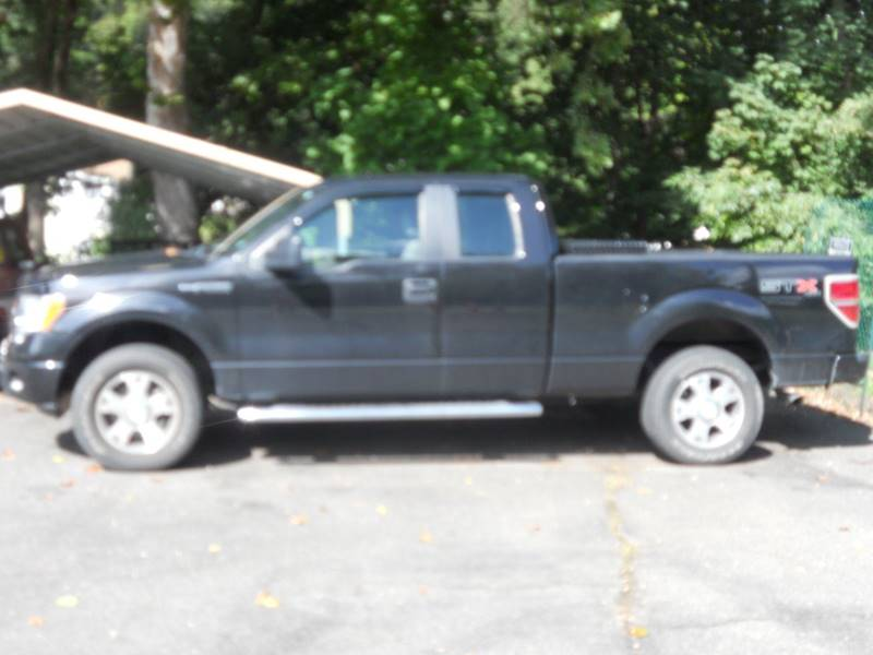 2010 Ford F-150 4x4 STX 4dr SuperCab Styleside 6.5 ft. SB - Pulaski VA