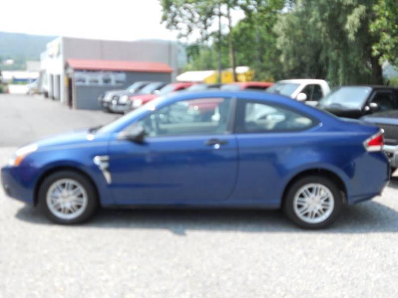 2008 Ford Focus SE 2dr Coupe - Pulaski VA