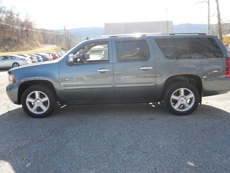 2009 Chevrolet Suburban 4x4 LT 1500 4dr SUV w/ 2LT - Pulaski VA