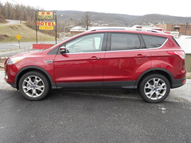 2014 Ford Escape AWD Titanium 4dr SUV - Pulaski VA