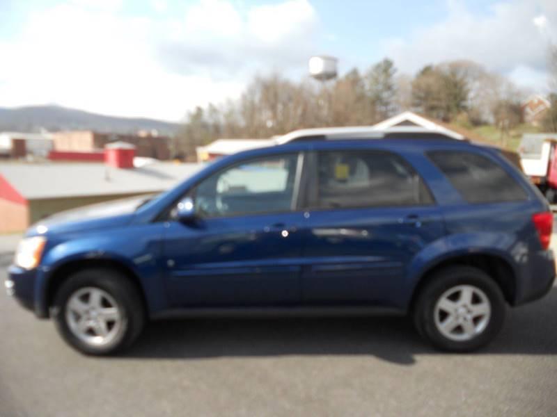 2008 Pontiac Torrent AWD 4dr SUV - Pulaski VA