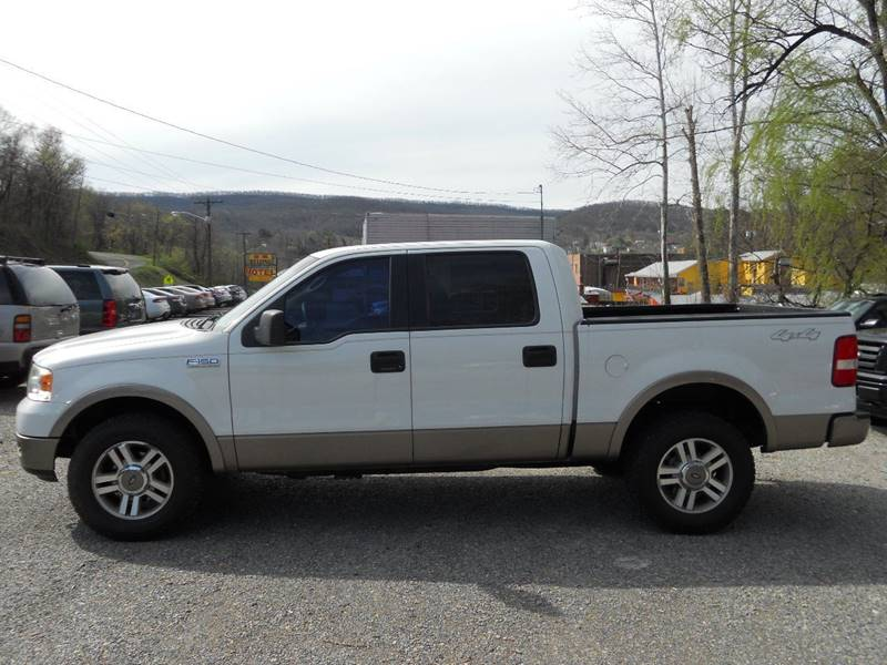 2005 Ford F-150 4dr SuperCrew Lariat 4WD Styleside 5.5 ft. SB - Pulaski VA
