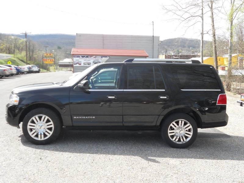 2007 Lincoln Navigator Ultimate 4dr SUV 4WD - Pulaski VA