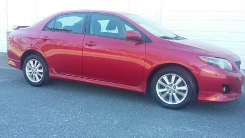 2010 Toyota Corolla for sale in Hyannis, MA