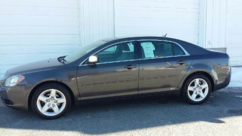 2011 Chevrolet Malibu for sale in Hyannis, MA