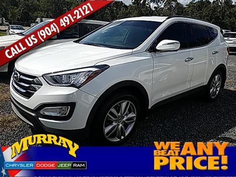 2014 Hyundai Santa Fe Sport for sale in Starke FL